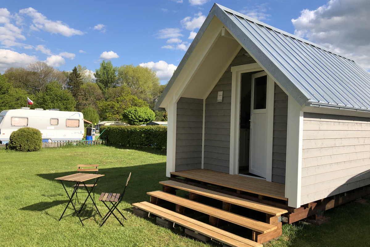 Campinghütte TOMMY
