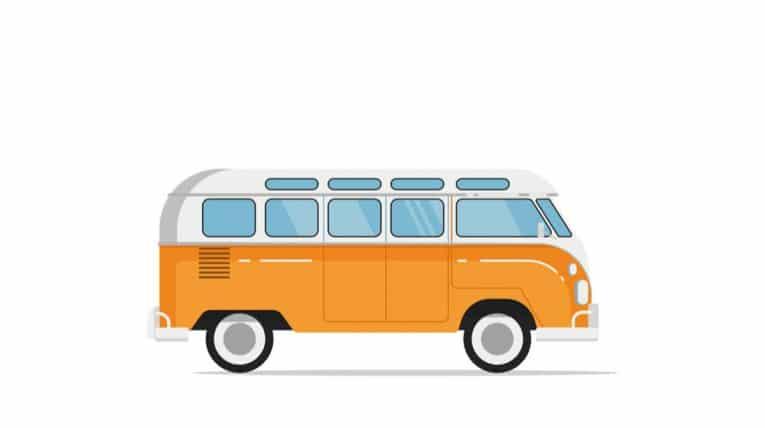 Bulli VW Bus