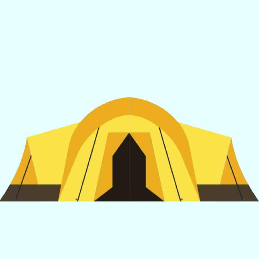 Zeltplatz Camping Drei gleichen thüringen