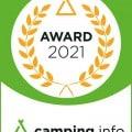 Campingplatz mit bester Bewertung